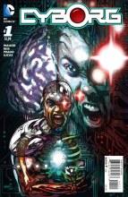 Cyborg #1 Var Ed