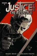 Justice Inc Avenger #2 Cvr A F