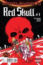Red Skull #1 (of 3)