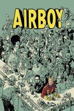 Airboy #2 (of 4) (Mr)