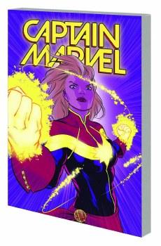 Captain Marvel TP VOL 03 Alis Volat Propriis