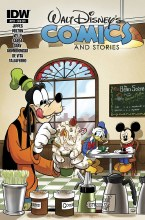 Walt Disney Comics & Stories #721 Subscription Var