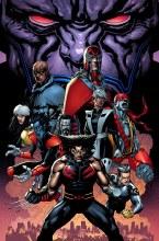Age of Apocalypse #1 Clarke Promo Var