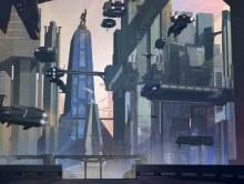 Armor Wars #3 Maleev Landscape Wraparound Var