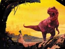 Planet Hulk #3 Maleev Landscape Wraparound Var