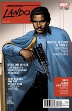 Star Wars Lando #1 (of 5) Cassaday Var