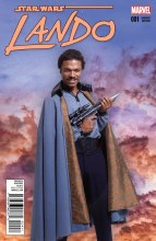 Star Wars Lando #1 (of 5) Movie Photo Variant