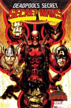 Deadpool Secret Secret Wars #1 Poster