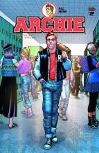 Archie #2 Chaykin Var Cvr