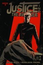 Justice Inc Avenger #3 (of 6) Cvr A Francavilla