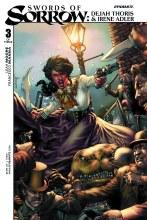Swords of Sorrow Thoris Adler #3 (of 3)