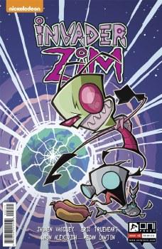 Invader Zim #2 (C: 1-0-0)
