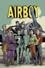 Airboy #3 (of 4) (Mr)