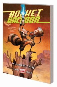Rocket Raccoon TP VOL 01 a Chasing Tale