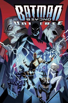 Batman Beyond 2.0 TP Mark of the Phantasm