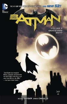 Batman TP VOL 06 Graveyard Shift (Jun150290)