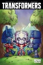 Transformers #44 Garbowska Incentive Variant RI