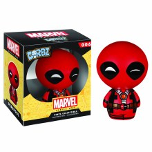 Dorbz Marvel Deadpool Vinyl Figure