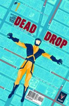 Dead Drop #1 (of 4) 2nd Ptg