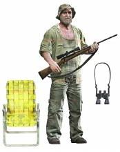 Walking Dead Tv Series 8 Dale Action Figure