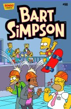 Bart Simpson Comics #98