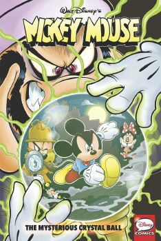 Mickey Mouse Mysterious Crystal Ball TP