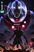 Divinity #3 (of 4) 2nd Ptg