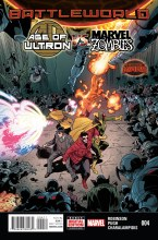 Age of Ultron Vs Marvel Zombies #4