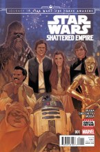 Journey Star Wars Force Awakens Shattered Empire #1 (of 4)