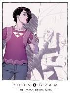 Phonogram the Immaterial Girl #2 (of 6) (Mr)