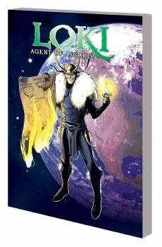 Loki Agent of Asgard TP VOL 03 Last Days