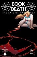 Book of Death Fall of Harbinger #1 Cvr B Portela (One Shot)