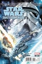 Journey Star Wars Force Awakens Shattered Empire #1 Checchetto Var