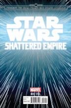 Journey Star Wars Force Awakens Shattered Empire #1 Hyperspace Var