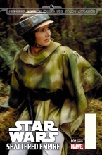 Journey Star Wars Force Awakens Shattered Empire #2 Movie Var