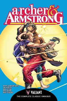 Archer & Armstrong Comp Classic Omnibus HC  Free shipping