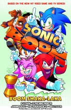 Sonic Boom TP VOL 02 Boom Shaka Laka