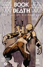 Book of Death Fall of X-O Manowar #1 Cvr A Nord (One Shot)