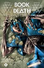 Book of Death Fall of X-O Manowar #1 Cvr B Segovia (One Shot)