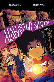 Alabaster Shadows GN