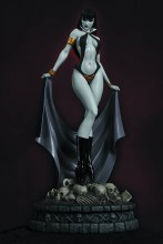 Women of Dynamite Vampirella Statue B&W Edition
