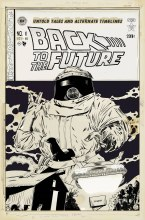Back To the Future #1 (of 5) Cvr E Artist Edition Variant