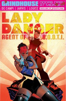 Grindhouse Midnight TP VOL 04 Lady Danger & Nebulina (A)