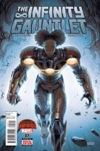 Infinity Gauntlet #5 Secret Wars