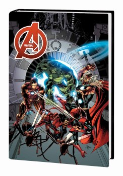 Avengers By Jonathan Hickman H