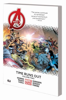 Avengers Time Runs Out TP VOL 02