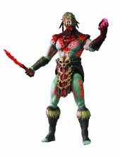 Mortal Kombat X Kotal Khan Blood God Var Px 6in Af