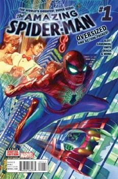 Amazing Spider-Man Vol 4 #1