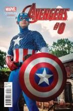 Avengers #0 Cosplay Var