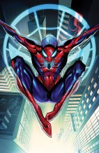 Amazing Spider-Man Vol 4 #1 Campbell Incentive Variant